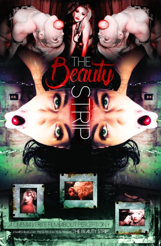 THE BEAUTY STRIP jpg poster 11X17